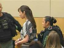 Jodi Arias shackles
